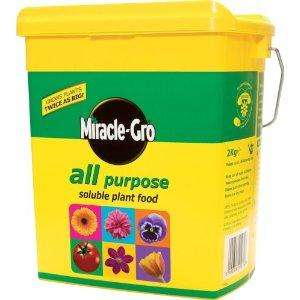Miracle-Gro All Purpose Soluble Plant Food 2 kg Tub - £6.98 delivered @ Amazon