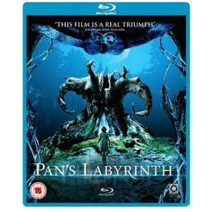 Pan's Labyrinth (Blu-ray) - £6.79 Delivered @ Amazon & Play