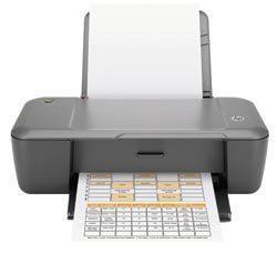 HP Deskjet DJ1000 Colour Inkjet Printer - £16.99 Delivered @ eBay Currys/PC World Outlet