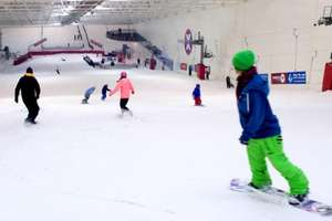 4 Hours 'Lift Pass' for SnoZone at XScape in May