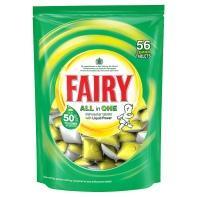 FAIRY DISHWASHER tablets 56 £3 @ Asda