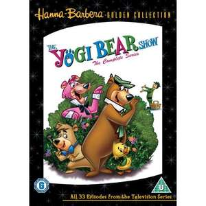 Yogi Bear: The Complete Series (DVD) (4 Disc) - £11.97 Delivered @ Amazon UK