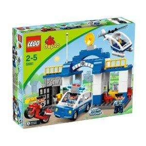 Lego Duplo LegoVille 5681 Police Station - £26.89 Delivered @ Amazon