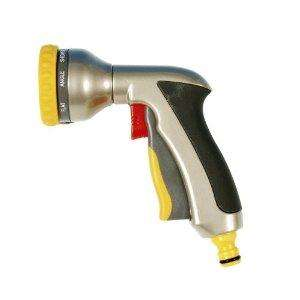 Hozelock Metal Rose Head Watering Gun 2691 for £10 delivered at Amazon