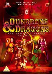 Dungeons And Dragons - Complete Box Set (DVD) - Only £6.98 @ Choices UK