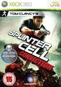 Splinter Cell Conviction (Xbox 360) (New & Unsealed) - £6.99 Delivered @ The Game Collection