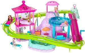 Polly Pocket Rollercoaster Resort - Half Price - £24.99 @ Sainsburys