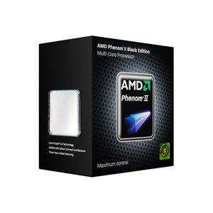 AMD Phenom II X6 1090T Black Edition Six-core Processor - 3.20 GHz, 9 MB Cache, Socket AM3, 125W, 45 nm, 3 Year Warranty, Retail Boxed - £92.44 + Delivery @ Amazon Sold by SHD Online