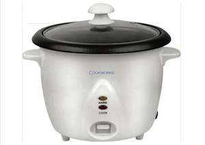 Argos Cookworks 2.5 Litre Rice Cooker Less than Half Price Was £24.99 Now £9.99