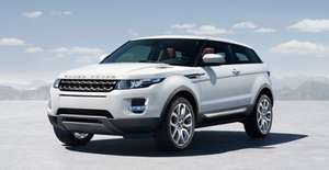 Free Tickets to Range Rover Evoque Preview Event (Manchester 7 Birmingham)