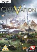 Sid Meier's Civilization V (5) (PC) - £12.85 delivered @ The Hut