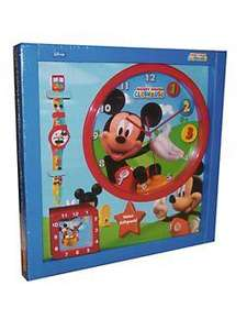 Mickey Mouse Time Piece Gift-Set - (was £31) Only £10 Delivered @ Littlewoods