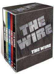 The Wire: Complete Box Set (DVD) (24 Disc) - £38.24 (using code) @ Tesco Entertainment