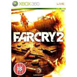 Far Cry 2 (Xbox 360) (Pre-owned) - £3.22 @ Amazon Sold by Zoverstocks