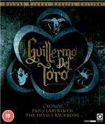 Guillermo Del Toro Collection (Blu-ray) - £33.97 (with code) @ Tesco Entertainment (+ 8.08% TopCashBack)