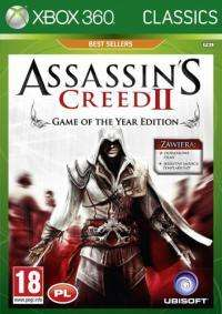 Assassin's Creed II: Game of The Year Edition (Xbox 360) (PS3) - £8.99 @ Play & Amazon