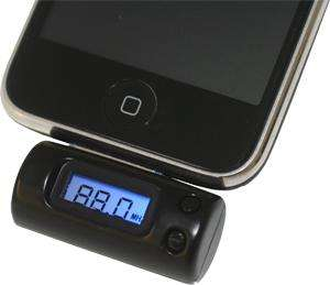 FM Transmitter & Remote Control for Apple iPhone, iTouch, iPod and iPad - £5.60 delivered @ 7dayshop