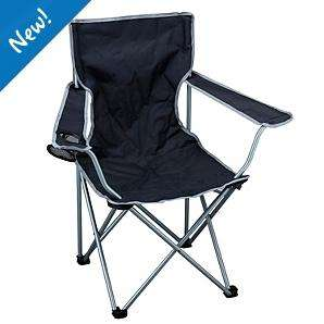 Camping chairs 2 for £10 plus other camping equipment @ Asda