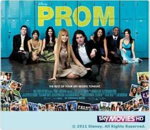 Free Screening of Prom for Sky Movie Customers on 22nd May @ Sky Rewards