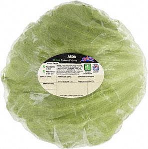 iceberg lettuce 50p @ Asda