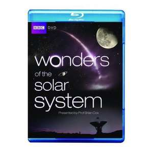 Wonders Of The Solar System (Blu-ray) (2 Disc) - £8.99 Delivered @ HMV & Amazon UK