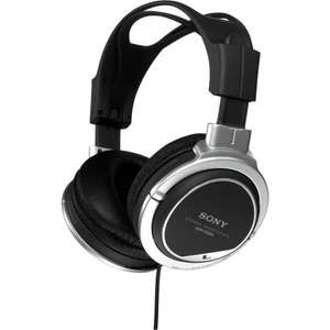 Sony MDR-XD200 Stereo Headphones - Silver £7.74 Delivered@Amazon by PentagonGPS