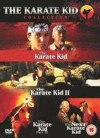 Karate Kid 1-4 Box Set (DVD) - £4.99 @ Bee