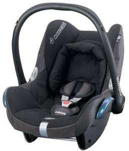 Maxi-Cosi CabrioFix Group 0+ Infant Carrier Car Seat (Black Reflection) - £89.97 @ Amazon