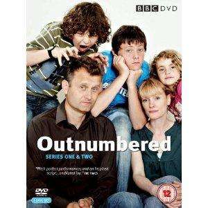Outnumbered: Series 1 and 2 Box Set (DVD) - £8.50 @ Amazon