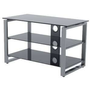 "Tesco Premium  Black Glass TV Stand - For up to 42"" screen TVs was 69.97 then 34.97 now only  29.97 instore.  32"" Version 24.97.  5.00 delivery charge for online purchases."