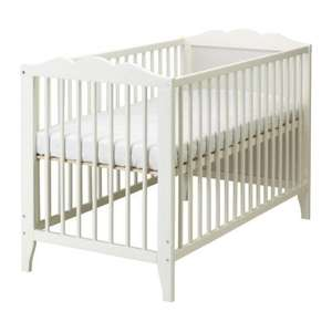 Ikea Hensvik Baby Cot - Reduced from £80.68 to £59.99 (with Family card) @ Ikea (Wembley Store)