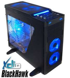 XClio Blackhawk Full Tower Case - £45.59 @ Scan