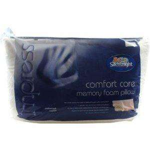 Silentnight Memory Foam Core Pillow RRP £49.99 SAVE 80% Brand New  Now £9.99 @ Ebay tjhughes_outlet