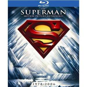 Superman: The Complete Collection (Blu-ray) (8 Disc) (Pre-order) - £23.99 (using code) @ Sainsburys Entertainment