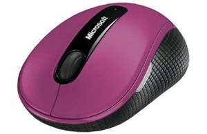 Microsoft Wireless Mouse 4000 BlueTrack £6 Delivered. In Blue or Pink @ Orange Accessories