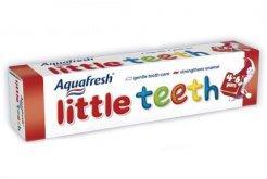 Aquafresh Little Teeth Toothpaste 50ml 66p until 31 May 2011 @ Sainsburys