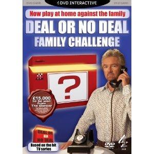 Deal or No Deal DVD Game - £1 @ Poundland