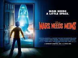 Mars Needs Moms - Kids Am - £1 @ Vue Cinemas