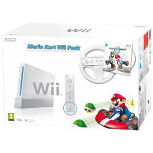 Nintendo Wii Console Black Sports Bundle or White Mario Bundle - Both £117.85 @ Shopto