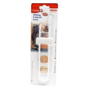 Clippasafe Sliding Cabinet Lock 52p Delivered @ Amazon