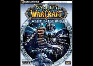 World of Warcraft: Wrath of the Lich King Official Strategy Guide (Brady Games) (Paperback) - £10.37 @ Amazon