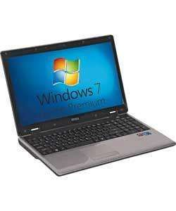 "MSI CR630 Blu-ray 250GB 15.6"" Laptop (Refurb) - £273.99 @ eBay Argos Outlet"
