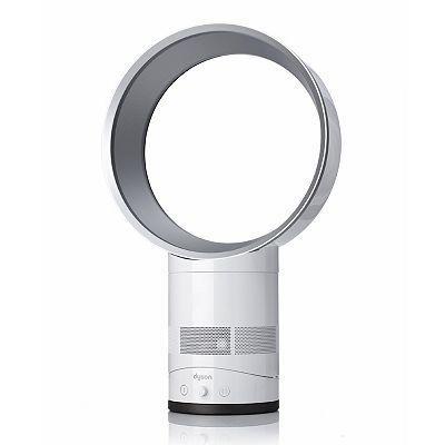"Dyson AM01 10"" Air Multiplier Bladeless Desk Fan £149.96 + £7.95 P&P @ QVC"