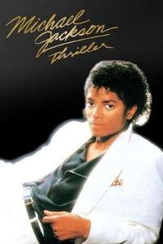 Michael Jackson 'Thriller' Poster [61cm x 91.5cm] - 99p @ Play