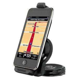 TomTom Car Kit for Apple iPod Touch (1st / 2nd / 3rd gen) £19.95 delivered (using code) @ TomTom (Built-in GPS receiver so you can use as a Sat Nav)