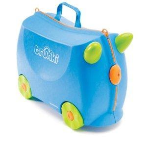 Blue Terrance Trunki for £21.95 & Free £10 Mothercare Gift Voucher