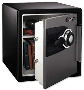 Sentry MSW3110 Combination Lock Safe - Just £163.19 INC VAT @ Makro