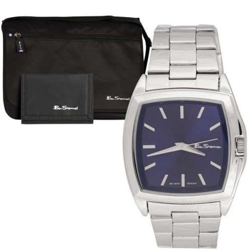 Ben Sherman Watch, Shoulder Bag & Wallet Set only £18.99 delivered for all three @ Zavvi