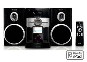 Philips DC146 mini system,  CD player, radio, alarm  iPod dock, ONLY £29.95 *INSTORE*  @ Richer Sounds
