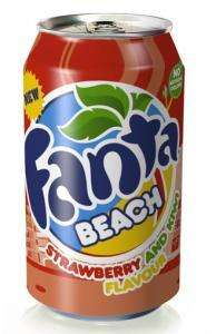 New Fanta Beach 2ltr bottle @ Morrisons - £1.00